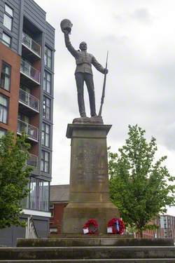 Salford and Lancashire Fusiliers Boer War Memorial