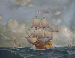 'Mayflower II'