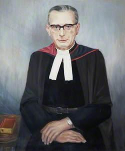 Reverend Mawson, Principal of the College of Saint Mark and Saint John (1966–1972)