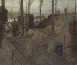 Chemical Works, Cattedown