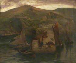Haven under the Hill, Polperro