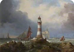 Smeaton's Eddystone Lighthouse