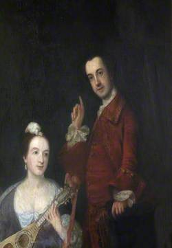 Edward Eliot (1727–1804), 1st Lord Eliot and His Wife