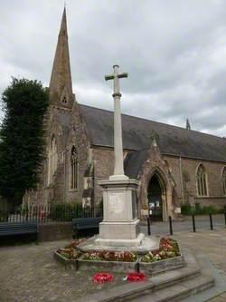 Redditch St Stephen War Memorial
