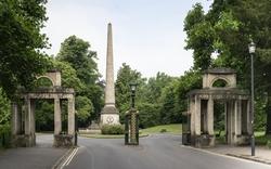 Ornamental Entrance Gates