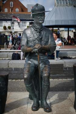 Sir Robert Baden Powell (1857–1941)