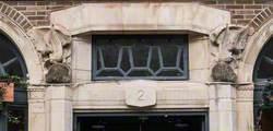 Herald Building Reliefs