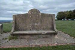 Devil's Dyke Commemorative Seat
