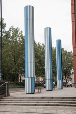 Rotating Columns