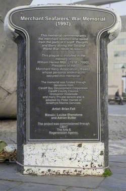 Merchant Seafarers' War Memorial