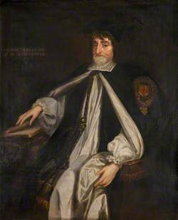 George Morley (1597–1684), Bishop of Winchester, Governor of the Charterhouse from 1663