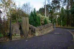 Fithie Bank Gateposts