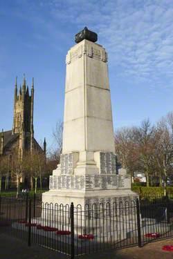 War Memorial Cenotaph