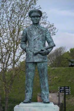 Admiral Sir Bertram Home Ramsay, (1883–1945), KCB, KBE, MVO*
