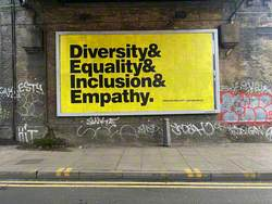 Diversity and Equality and Inclusion and Empathy