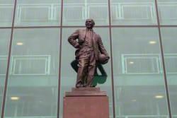 Sir Matt Busby (1909–1994)