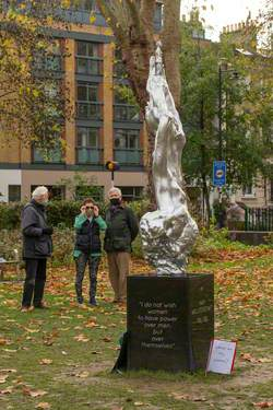 A Sculpture for Mary Wollstonecraft