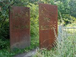 'No Entry' Gates