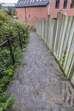 Shoal of Herring (Lowestoft Scores Trail)