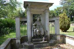 Mercy - Memorial to Pauline Payne Whitney Paget (1874–1916)