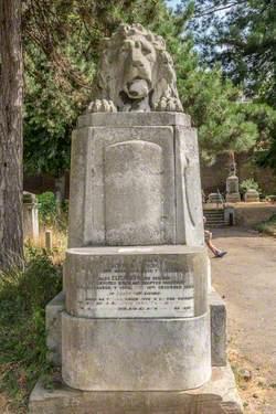 Tomb of John Jackson
