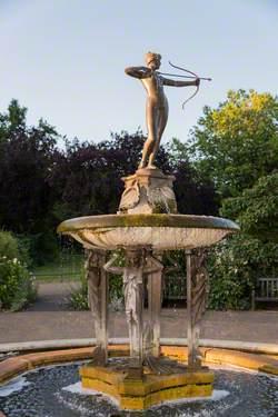 Diana Fountain (The Huntress)