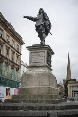 Admiral Robert Blake (1598–1657)