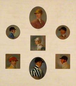 Studies of Sixteen Jockeys III