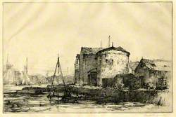Old Wharf, Ipswich