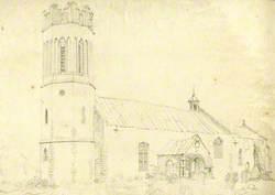 Toft Church, Suffolk
