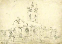 Bungay Church, Suffolk