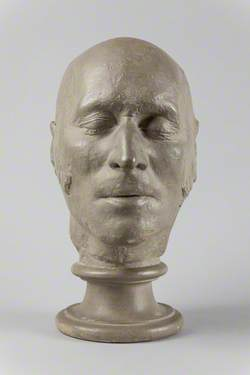 Death Mask of John Constable (1776–1837)