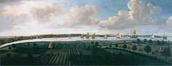 View of Ipswich