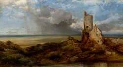 Ruins on the Heath
