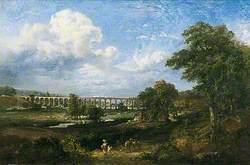 Colne Valley Viaduct, Essex