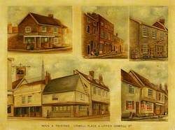 Inns and Taverns, Upper Orwell Street, Ipswich