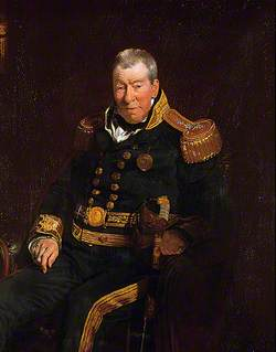 Admiral Benjamin William Page