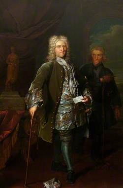William Leathes, Ambassador Brussels