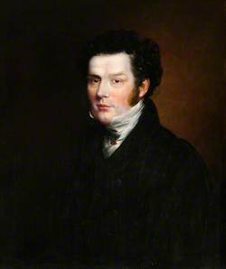 Portrait of a Man, Possibly Charles Harding