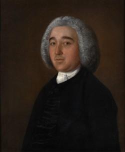Reverend Tobias Rustat (1716–1793)