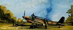 Fairey Battle, France 1940