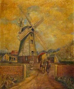 Bradfield St George Mill, Suffolk