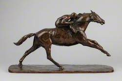 Jockey and Racehorse