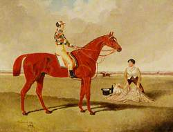 Barefoot, with Goodison up, 1829