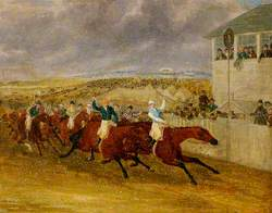 The 1839 Derby, Bloomsbury Beating Deception