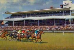 Newmarket Rowley Mile Racecourse, Suffolk