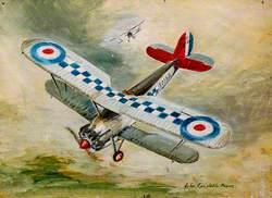 Bristol Bulldog IIA, 19 Squadron