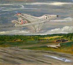 Swift, 56 Squadron