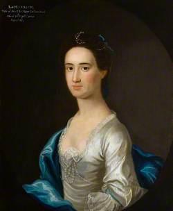 Mary, Lady Cullum
