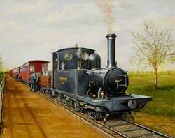Locomotive Number 1, Southwold, Suffolk